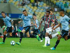 Blog Esportivo do Suíço:  Com um a mais desde o início, Grêmio vence Flu e avança na Copa do Brasil