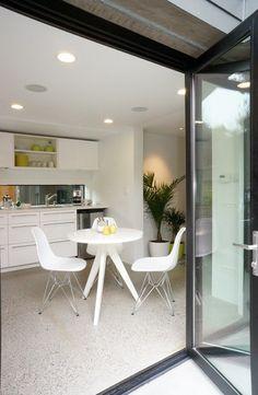 materials, especially terrazzo floor