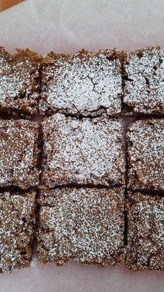 gluten free light and tender gingerbread