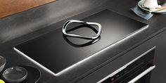 "Electrolux Maxisense ""Halo"" Induction Cooktop « Good Design"
