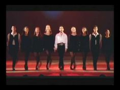Just for fun, here is the fantastic closing number from the wonderful Riverdance New York show.
