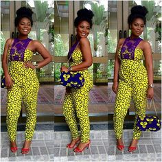 We so much love this #Ankarastyle  of @therealrhonkefella Ankara purse from @heseydesigns #Selectastyle #ankarafashion #stunning_onpoint