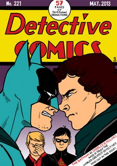Batman vs. Sherlock
