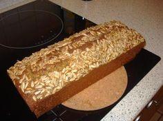 Abendbrot (kohlenhydratreduziertes Brot) - Rezept