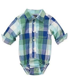 Baby Boy Clothing....i love these shirts. They don't ride up.