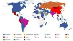 Facebook Rules the World and Here's the Map to Prove It