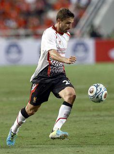 ~ Fabio Borini on Liverpool FC ~