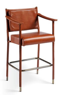 The Simplified Crillon Bar Stool, soane britain