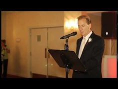 The Best Father of the Bride Speech EVER!