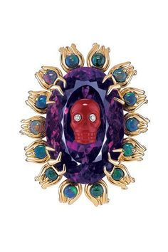 Dior jewelry by Victoire de Castellane