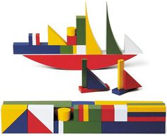 Alma Buscher, ship building set 1923 first women of the bauhaus to go to the woodworkshop rather than the textileworkshop
