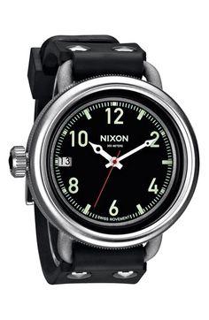 Nixon 'The October' Watch | Nordstrom
