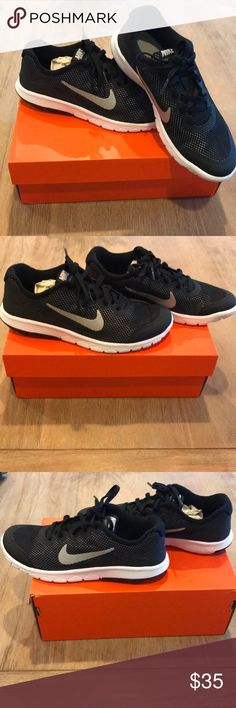 👟Nike Flex Experience 4 Black Size 4.5 Youth 👟 Brand new size 4.5 Youth. Black. Nike Shoes Sneakers