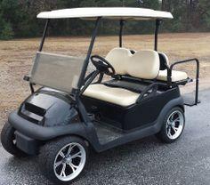 Custom built golf cart with air ride suspension golf for Golf cart garage door prices