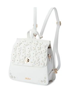Liz Lisa back pack handbag shibuya109 white