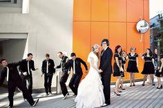 fun group shot | CHECK OUT MORE IDEAS AT WEDDINGPINS.NET | #weddings #weddinginspiration #inspirational