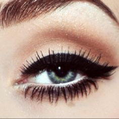 #Neutral #eyeshadow #makeup