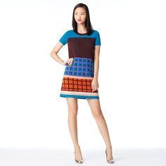 kate spade | blocked freyda dress