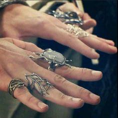 Thranduils rings