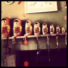 Russian Dolls party at my house :)