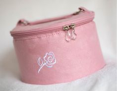NEW Pink Suede travel case comes with every ABC Diamond Form! Find a retailer near you. http://www.americanbreastcare.com/retailers.html
