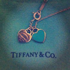 tiffanys....so simple! Love it! I just want a blue box ha!