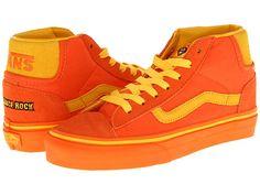 Rock DJ Lance Rock's Yo Gabba Gabba Shoes | Babble