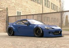 Rocket Bunny GT86 #ForTheDriven #Scion #Rvinyl  =========================== http://www.rvinyl.com/Scion-Accessories.html