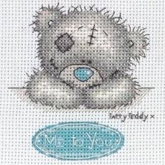 Me To You Tatty Teddy Kit by Anchor only £11.00