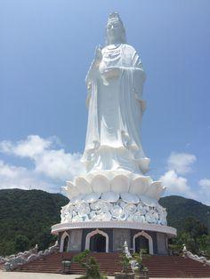 Lady Buddha, de beschermster van de zeelui