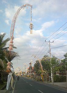Galungan,Kuningan,pagerwesi sacred days in Island of Gods Bali