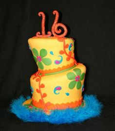Absolutely awesome b-day cal for teenager! Party Themes For Teenagers, Teenage Parties, Fun Party Themes, Party Ideas, 6th Birthday Cakes, Birthday Party For Teens, Sweet 16 Birthday, Teen Birthday, Birthday Ideas