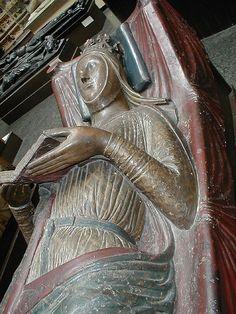 Eleanor of Aquitaine, abbaye de Fontevraud - Maine et Loire