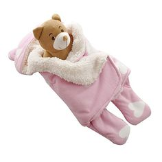 """GreForest Newborn Baby Sleep Sack Thickening Sleeping Bag Separate Legs Wearable Blanket Baby Swaddle Better for Autumn and Winter-Pink ( 26""""30"""", 0-12Months) - $26.98"""