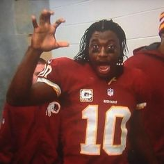 He may be a Redskin now... But he'll always be a #Baylor Bear. (via @GJGlasson) // #RG3 #RGIII #sicem