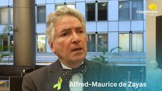 "Coppieters Foundation interviewed UN Independent Expert on the Promotion of a Democratic and Equitable International Order, Alfred-Maurice de Zayas, after his intervention at a conference on ""Civil and Fundamental Rights in the EU"" organised by Members of the European Parliament Jordi Sole and Josep Maria Terricabras.  Read More…"