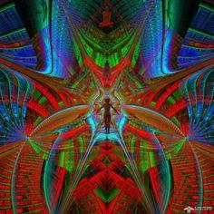 All May Enter by James Alan Smith #art #digitalart #visionaryart