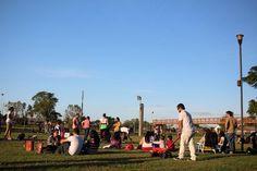 #FestivalSolidario en el Parque España: Música, artesanos y linda tarde que acompañó a la gente que fue a disfrutar!