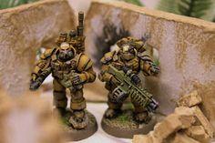 Juhan Mentors-Chapterin fluffiin perustuvan AstartesSpecOps-armeijan  tarina jatkuu!                            Aikanaan kun pelaisin ene...