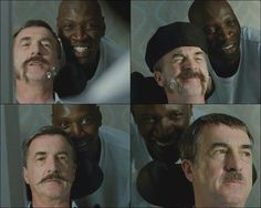 Intouchables. awww. :)))) a nice movie of friendship.