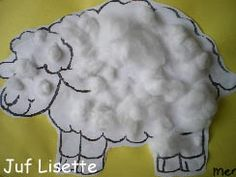 # Make spring- # sheep! Sheep Crafts, Baby Crafts, Preschool Crafts, Diy For Kids, Crafts For Kids, Kids Talent, Farm Projects, Kids Daycare, Work Activities