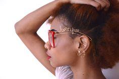 """Born Free"" glasses – Beads Byaree"