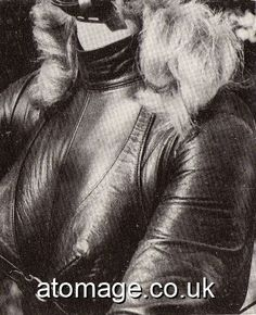 PA5050501 – Atomage Magazine Appreciation Site Latex, 1960s Tv Shows, Fetish Fashion, Vintage Outfits, Vintage Clothing, Leather Dresses, Catsuit, Leather Fashion, Mistress