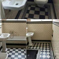 Die 17 Besten Bilder Von Historische Fliesen Bathroom Tiles Und Flats