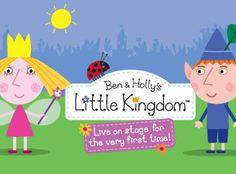 Blog de los niños: Ben and Holly's little Kingdom