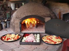 I need one of this:) / horno de barro