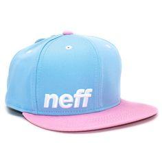 NEFF DAILY SNAPBACK CAP