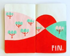 The End - Lisa Congdon Art + IllustrationLisa Congdon Art + Illustration