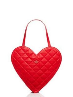 secret admirer quilted heart tote - Kate Spade New York