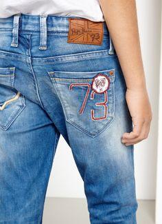 Pantalón slim fit BARON   Pepe Jeans London